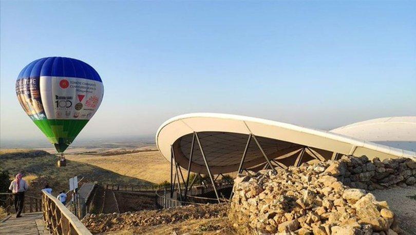 SHGM, Göbeklitepe bölgesinde balon uçuşlarına izin verdi