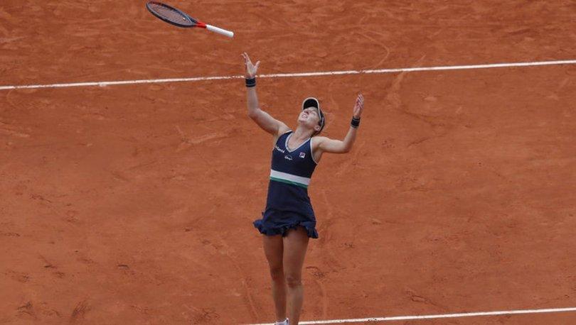 Elina Svitolina, Fransa Açık'a çeyrek finalde veda etti