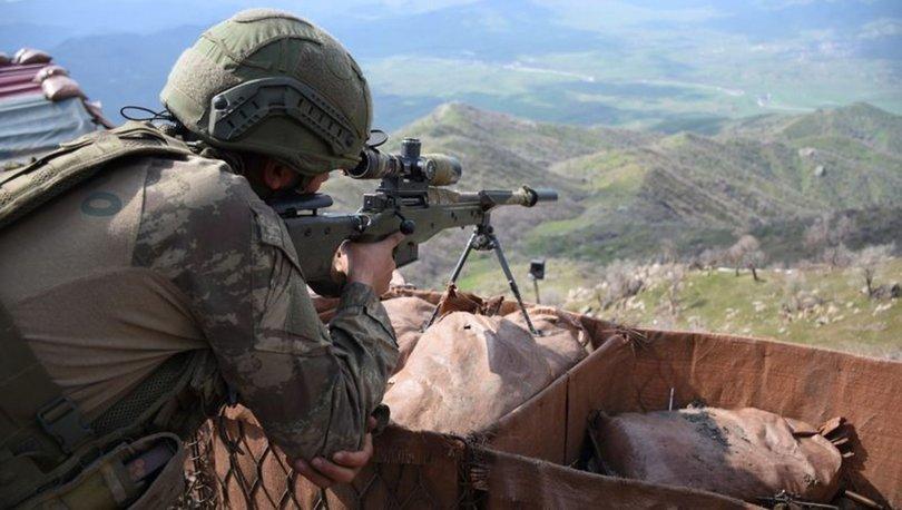 Şırnak'ta ikna yoluyla 1 terörist güvenlik güçlerine teslim oldu