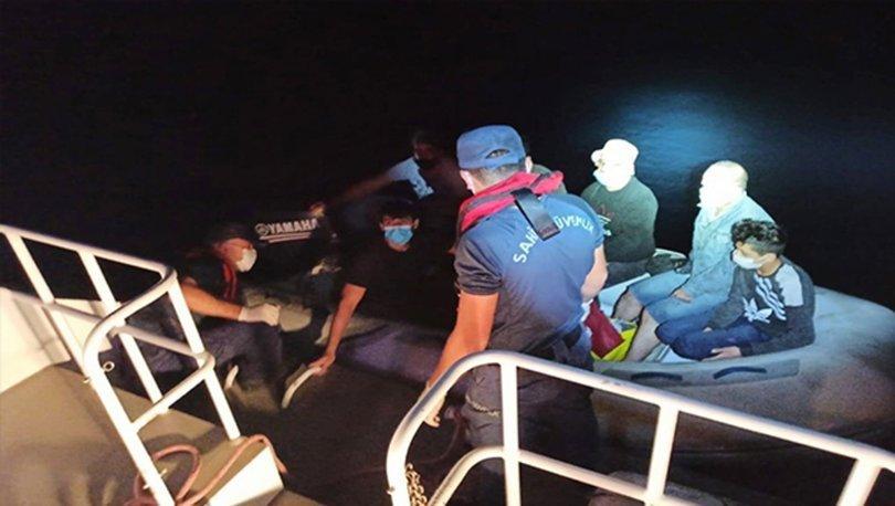Muğla'da 24 sığınmacı kurtarıldı