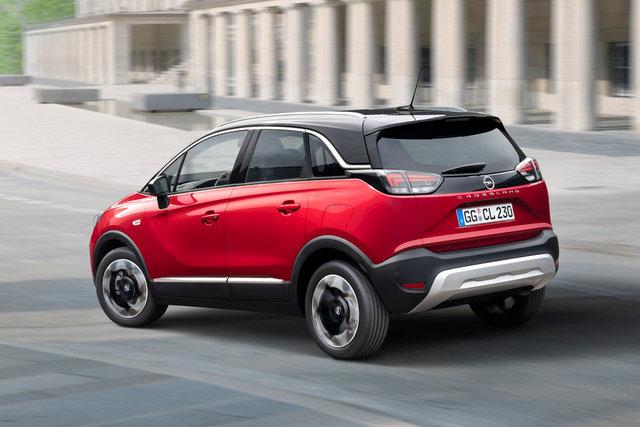 Opel Crossland yenilendi - Haberler
