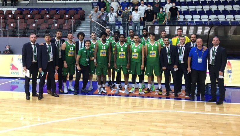 Frutti Extra Bursaspor'un ULEB Avrupa Kupası maçı, koronavirüsten iptal edildi