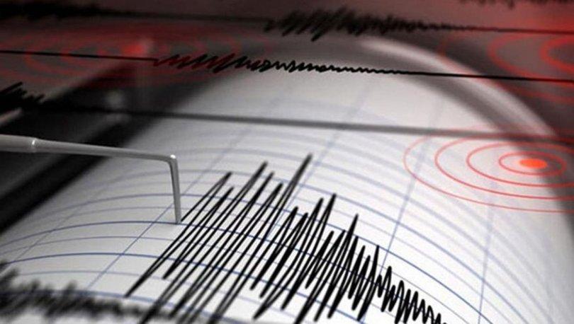 Elazığ son dakika deprem! 2020 Kandilli Rasathanesi son dakika depremler
