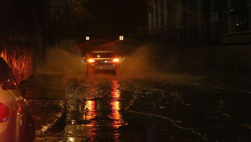 Son dakika İstanbul hava durumu: Meteoroloji'den İstanbul'a dolu uyarısı!