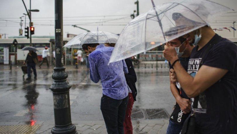 Meteoroloji'den İzmir'e kuvvetli sağanak yağış uyarısı! İzmir hava durumu
