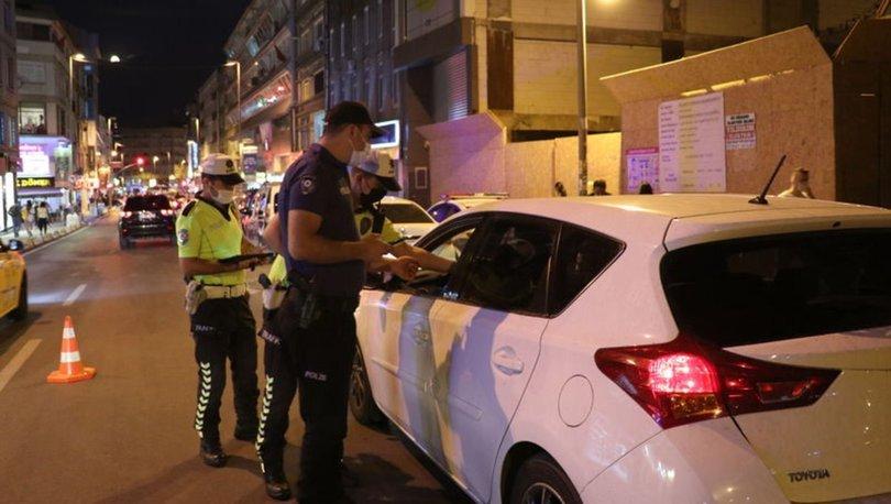 İstanbul'da Yeditepe Huzur Uygulaması: Aranan 454 şüpheli yakalandı