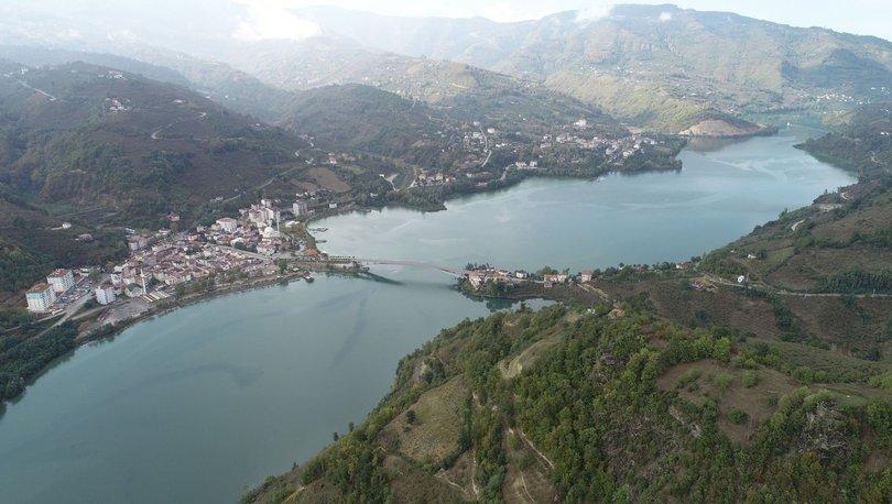 Burası İsviçre değil... Samsun'un saklı cenneti - Haberler