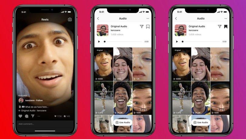 Instagram Reels bugün yenilendi, işte gelen özellikler