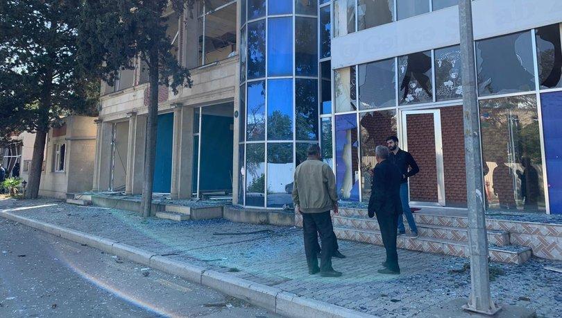 Son dakika Azerbaycan Ermenistan! Cepheden kaçıyor sivilleri vuruyor! Ermenistan'ın kirli savaşı!