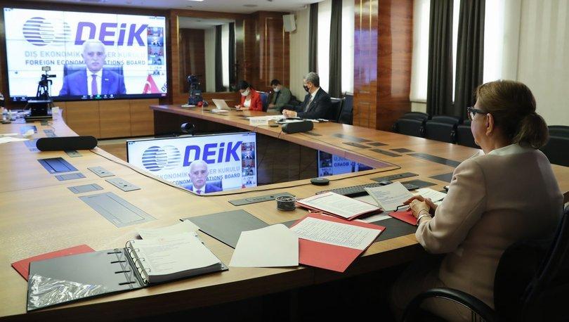 Türkiye - Afrika İş Forumu yapıldı