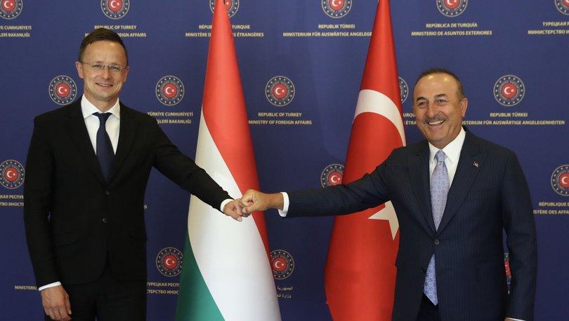 Macaristan Dışişleri Bakanı Szijjarto: Avrupa'nın güvenliği Türkiye'nin elinde - Haberler