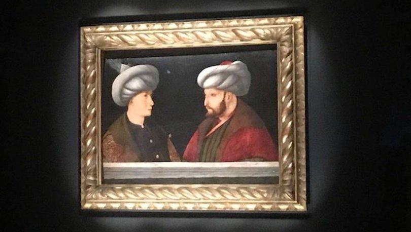 Hanedan üyelerinden Fatih Sultan Mehmet tablosunun gösterimiyle ilgili açıklama