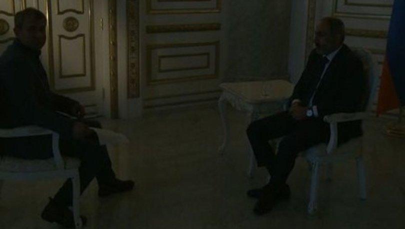 Son dakika! Paşinyan röportaj sırasında karanlıkta kaldı! - Haberler