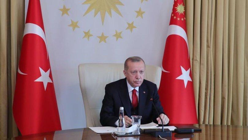Cumhurbaşkanı Erdoğan 'kısa bir hatırlatma' deyip mesajını verdi