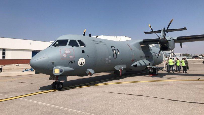 MSB duyurdu! 6 deniz karakol uçağının kabul faaliyetlerine başlandı