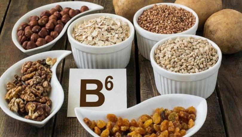 B6 vitamini nedir? B6 vitaminin faydaları nelerdir?