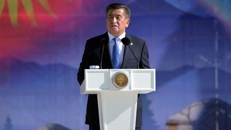 Son dakika! Kırgızistan'da başbakan ve kabine üyeleri görevden alındı! - Haberler
