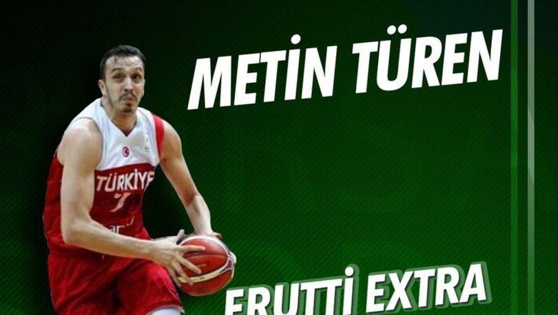 Frutti Extra Bursaspor, Metin Türen'i transfer etti