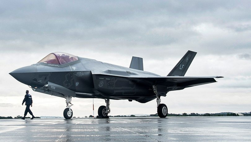 ABD'den Finlandiya'ya F-35 satacak