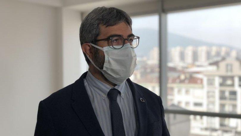 Bursa İl Sağlık Müdürü Kaşıkçı: Bir pozitif hastayı kuaförde gelin başı yaptırırken bulduk