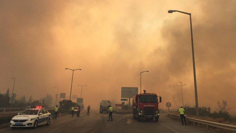 Son dakika! Hatay'daki orman yangını 3 ilçede devam ediyor! Müdahale sürüyor