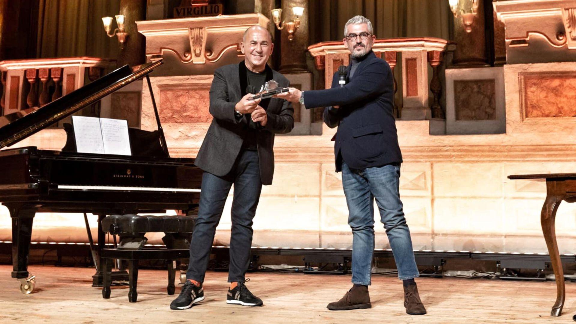 Ferzan Özpetek FICE Ödülü aldı