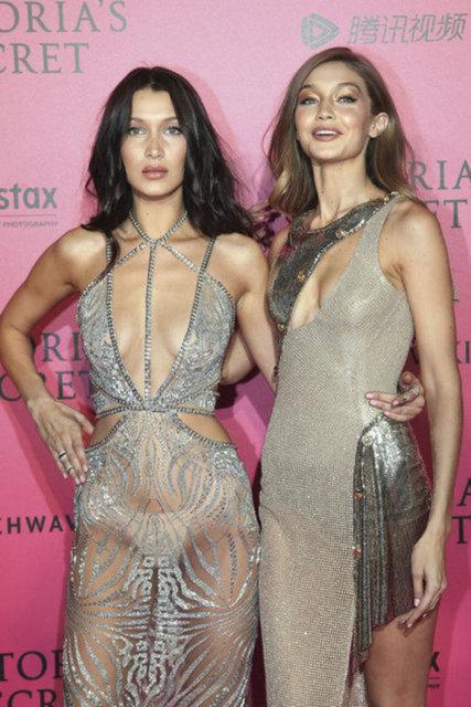 Gigi Hadid ve Bella Hadid kardeşler Kim Kardashian'ı sildi - Magazin haberleri