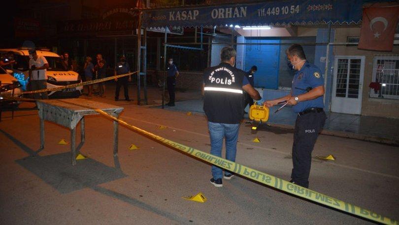 Adana'da pusu kurup, restoran çıkışı ateş açtılar: 2 yaralı