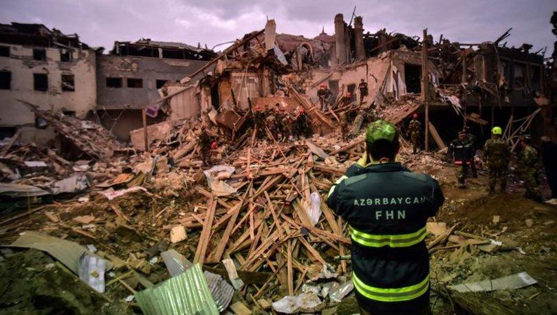 Son dakika haberi! KORKUNÇ! Ermenistan'dan hain saldırı! Azerbaycan'da siviller can verdi!