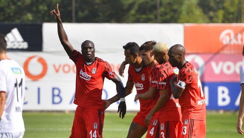 Beşiktaş: 5 - Fatih Karagümrük: 2 MAÇ SONUCU
