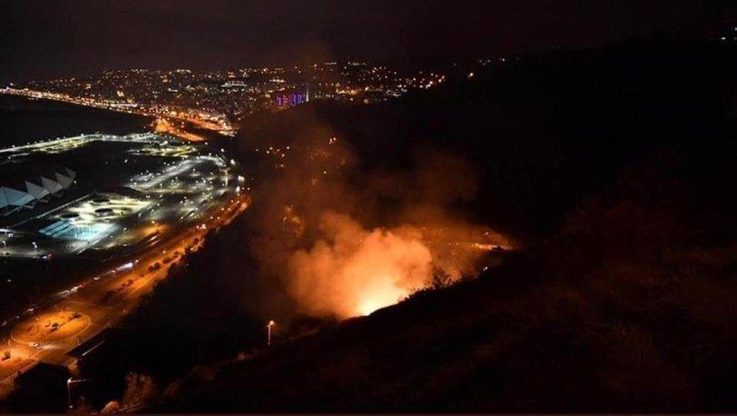Son dakika: Trabzon'daki yangınlarla ilgili kritik açıklama!