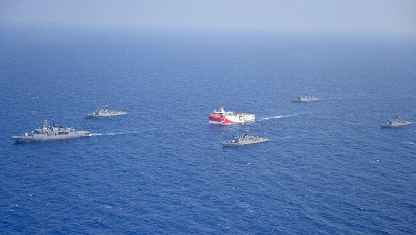 Son dakika NAVTEX ilanı! Doğu Akdeniz'de yeni NAVTEX ilan edildi! Oruç Reis limandan ayrıldı - Haberler
