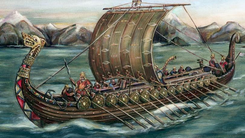 Times: İstanbul'da yapılan kazılara göre Vikingler o kadar güçlü değildi