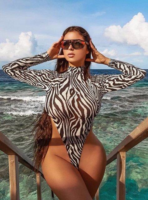 Demi Rose hem çalışıyor hem de tatil yapıyor - Magazin haberleri