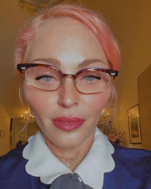 Madonna'nın son görüntüsü şaşırttı - Magazin haberleri