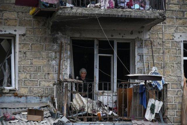 Son dakika haberlerine göre, Azerbaycan-Ermenistan çatışmalarında görülmeyen fotoğraflar...