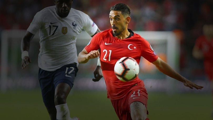 İrfan Can Kahveci neden milli takım kadrosuna yok? Başakşehir'den İrfan Can Kahveci açıklaması geldi