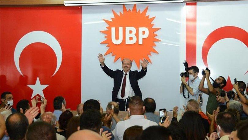 Ersin Tatar'dan seçim değerlendirmesi: UBP zafer elde etti