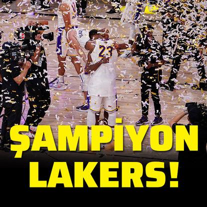 SON DAKİKA! NBA'de şampiyon belli oldu! İşte 2020 NBA finalinde yaşananlar