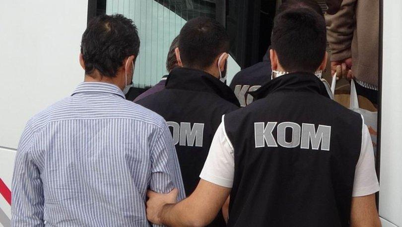 Son dakika! Çok sayıda gözaltı var! Ankara'da FETÖ operasyonu! - Haberler