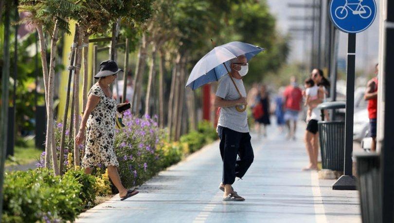 Meteoroloji'den son dakika açıklaması! Ekstrem sıcaklık rekoru! Eylül ayında 93 merkezde kırıldı - Haberler