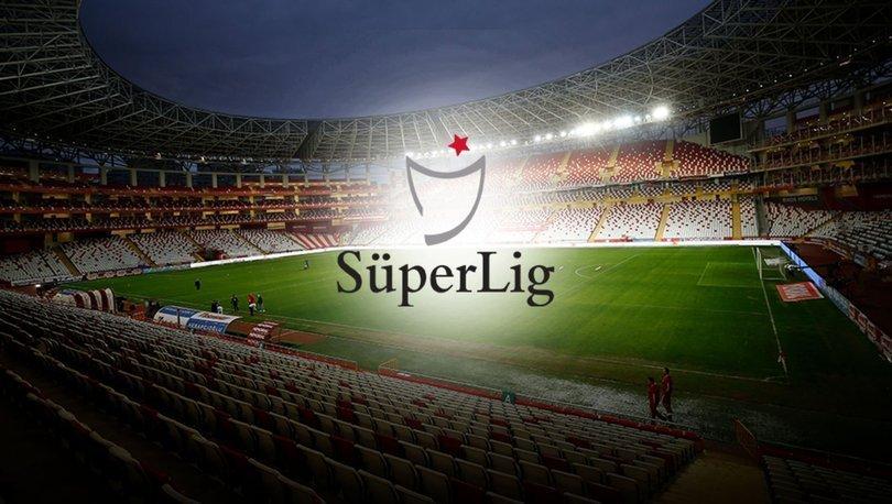 Süper Lig'de gençlere yer yok