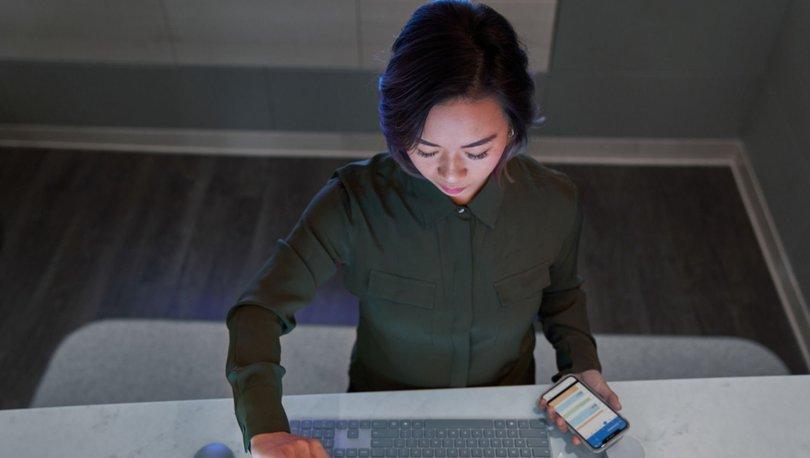 Microsoft yeni planını duyurdu: Uzaktan çalışma kalıcı oluyor! Haberler