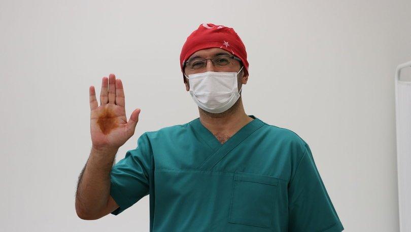 Son dakika! Kınalı elleriyle koronavirüsle mücadele ediyorlar - Haberler