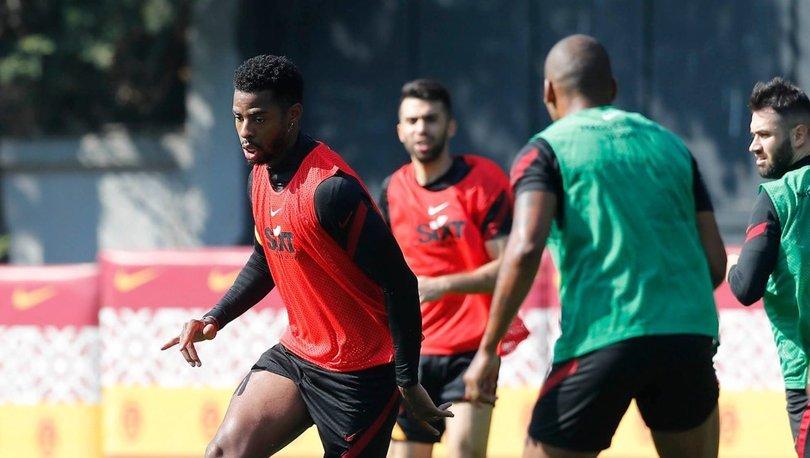 Galatasaray'da Alanyaspor hazırlıkları devam etti