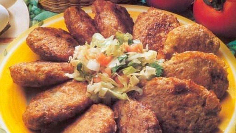 Tavuk kıymasından kadınbudu köfte nasıl yapılır? Kadınbudu köfte tarifi