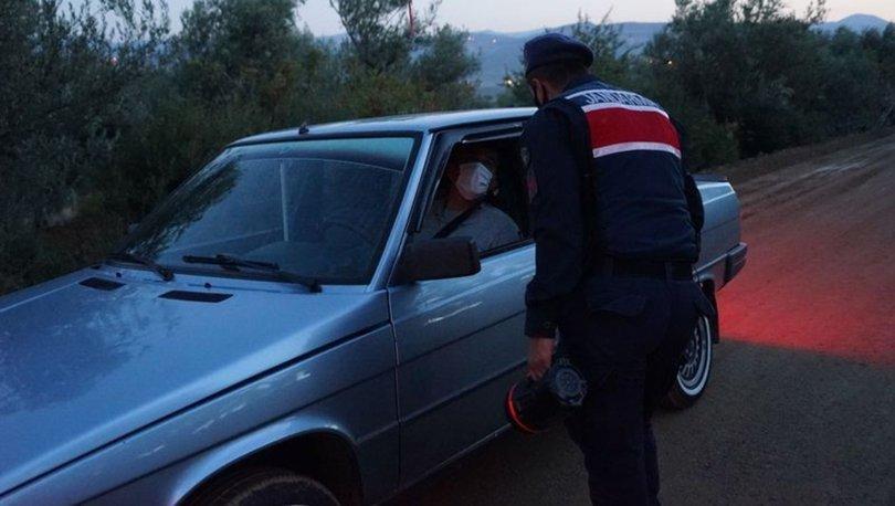 Afyon ve Balıkesir'de karantina uygulaması başlatıldı