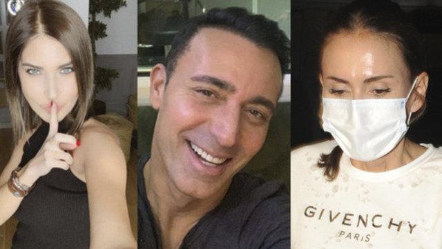 Emina Jahovic'in Mustafa Sandal sessizliği - Magazin haberleri