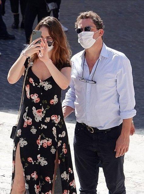 Dominic West ile Lily James aşk mı yaşıyor? - Magazin haberleri