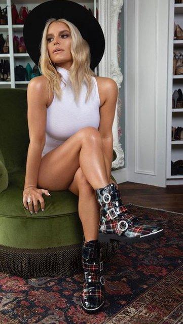 Jessica Simpson 45 kilo verdi! İşte son hali - Magazin haberleri